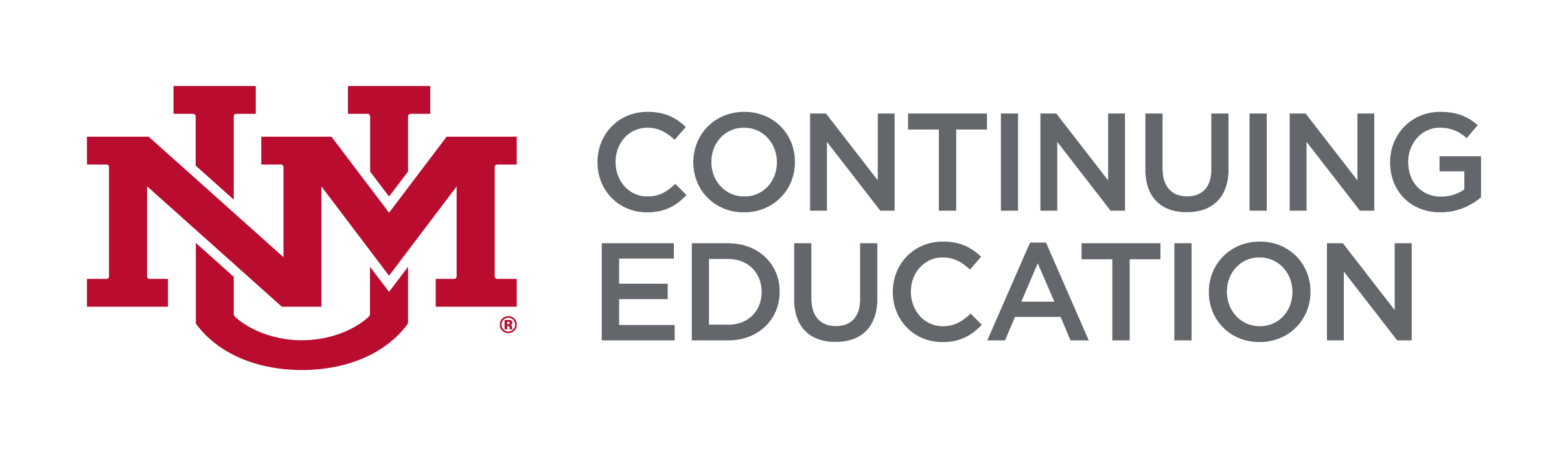 UNM Continuing Education Logo